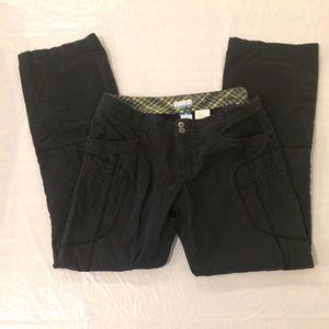 Columbia Fleece Lined Cargo Pants Women's Size 8